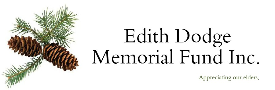 EDITH DODGE MEMORIAL FUND, INC.